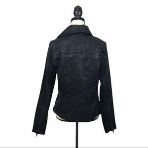 Blank NYC Jackets & Coats - NEW Blank NYC Vegan Leather Moto Jacket